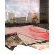 Raum: Pigment Tusche auf Photopapier 2016 12x10cm