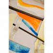 o.T. (26.11.12) Acryl auf Papier-Montage 2012 70x50cm