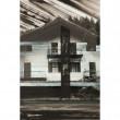Berghof (6.10.13) Tusche Acryl auf Photopapier 2013 29x21cm